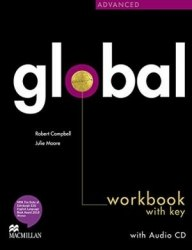 Global Advanced Workbook / key / Audio CD / Робочий зошит