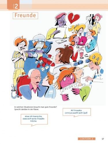 AusBlick 1 Kursbuch / Підручник для учня