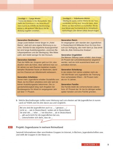 AusBlick 2 Kursbuch / Підручник для учня