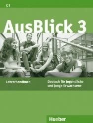 AusBlick 3 Lehrerhandbuch / Підручник для вчителя