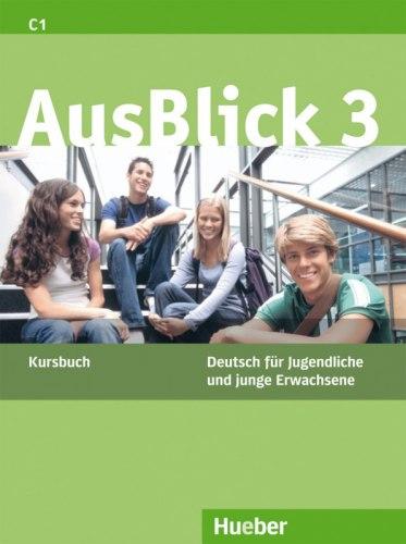 AusBlick 3 Kursbuch / Підручник для учня