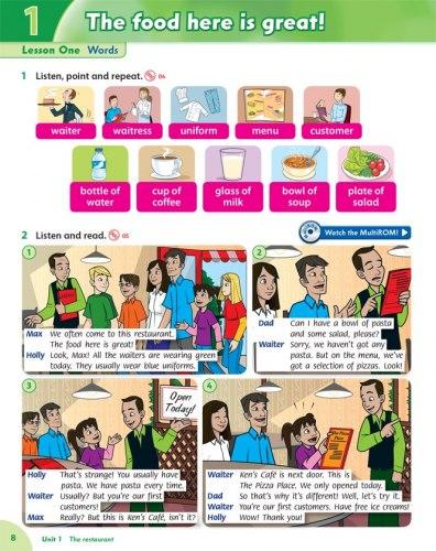 Family and Friends 4 (2nd edition) Class Book / Підручник для учня