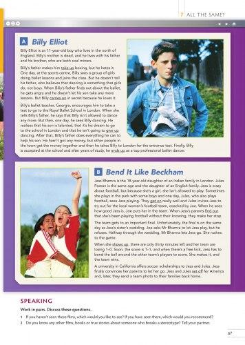 Think 3 Student's Book / Підручник для учня
