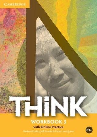Think 3 Workbook with Online Practice / Робочий зошит