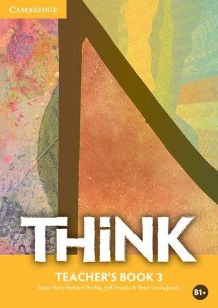 Think 3 Teacher's Book / Підручник для вчителя