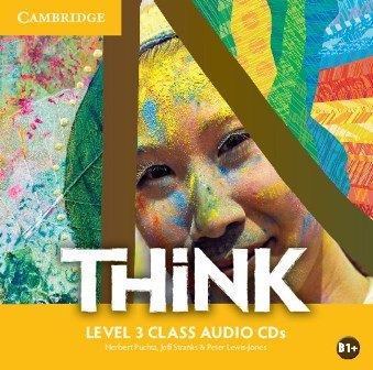 Think 3 Class Audio CDs / Аудіо диск