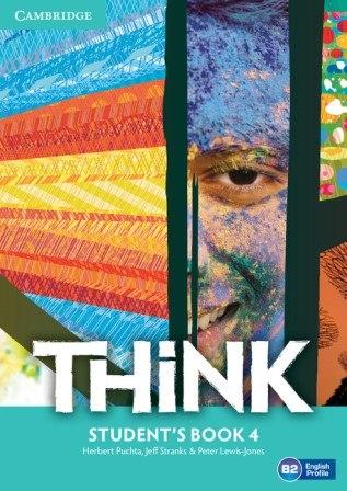Think 4 Student's Book / Підручник для учня