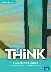 Think 4 Teacher's Book / Підручник для вчителя