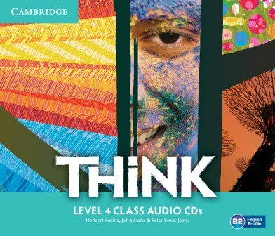 Think 4 Class Audio CDs / Аудіо диск