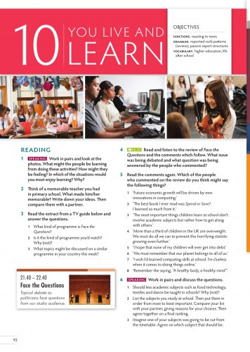 Think 5 Student's Book / Підручник для учня