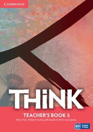Think 5 Teacher's Book / Підручник для вчителя