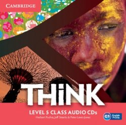 Think 5 Class Audio CDs / Аудіо диск