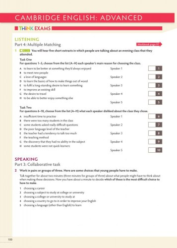 Think 5 Student's Book with Online Workbook and Online Practice / Підручник для учня