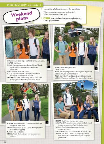 Think 2 Student's Book with Online Workbook and Online Practice / Підручник для учня