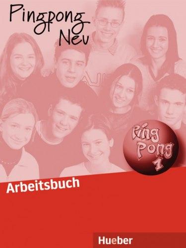 Pingpong Neu 1 Arbeitsbuch / Робочий зошит