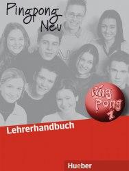 Pingpong Neu 1 Lehrerhandbuch / Підручник для вчителя