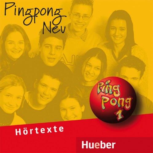 Pingpong Neu 1 CD / Аудіо диск