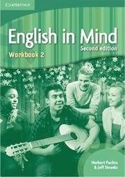 English in Mind 2 (2nd Edition) Workbook / Робочий зошит