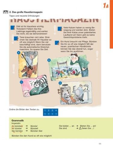 Pingpong Neu 3 Lehrbuch / Підручник для учня