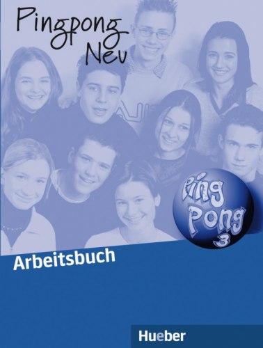 Pingpong Neu 3 Arbeitsbuch / Робочий зошит