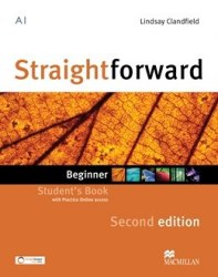 Straightforward (2nd Edition) Beginner Student's Book with Practice Online access / Підручник для учня