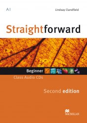 Straightforward (2nd Edition) Beginner Class Audio CDs / Аудіо диск