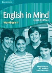 English in Mind 4 (2nd Edition) Workbook / Робочий зошит