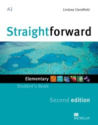 Straightforward (2nd Edition) Elementary Student's Book / Підручник для учня