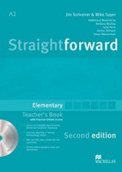 Straightforward (2nd Edition) Elementary Teacher's Book with CD-ROM and Practice Online access / Підручник для вчителя