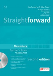 Straightforward (2nd Edition) Elementary Teacher's Book with Student's eBook and Practice Online Access / Підручник для вчителя