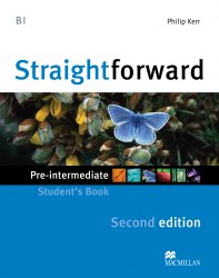 Straightforward (2nd Edition) Pre-Intermediate Student's Book / Підручник для учня