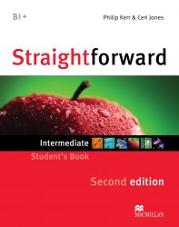Straightforward (2nd Edition) Intermediate Student's Book / Підручник для учня