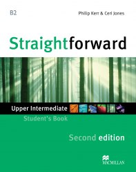 Straightforward (2nd Edition) Upper-Intermediate Student's Book / Підручник для учня