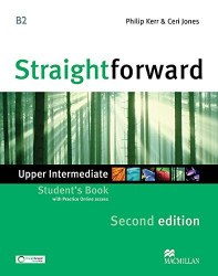 Straightforward (2nd Edition) Upper-Intermediate Student's Book with Practice Online access / Підручник для учня
