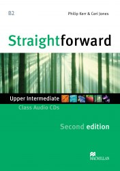 Straightforward (2nd Edition) Upper-Intermediate Class Audio CDs / Аудіо диск