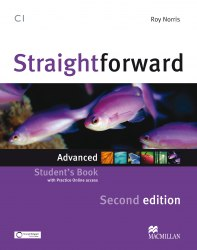 Straightforward (2nd Edition) Advanced Student's Book / Підручник для учня
