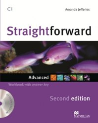 Straightforward (2nd Edition) Advanced Workbook with key and Audio-CD / Робочий зошит
