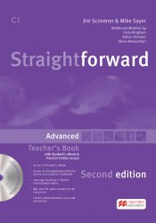 Straightforward (2nd Edition) Advanced Teacher's Book with Student's eBook and Practice Online Access / Підручник для вчителя