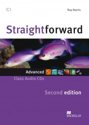 Straightforward (2nd Edition) Advanced Class Audio CDs / Аудіо диск