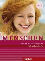 Menschen A1.1 Lehrerhandbuch / Підручник для вчителя