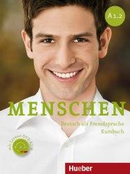 Menschen A1.2 Kursbuch mit DVD-ROM / Підручник для учня