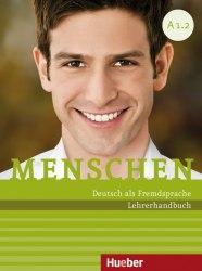 Menschen A1.2 Lehrerhandbuch / Підручник для вчителя