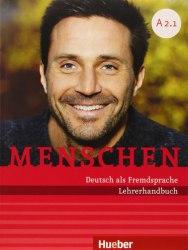 Menschen A2 Lehrerhandbuch / Підручник для вчителя