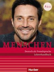 Menschen A2.1 Lehrerhandbuch / Підручник для вчителя
