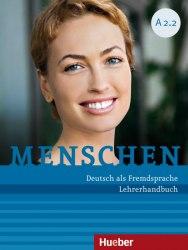 Menschen A2.2 Lehrerhandbuch / Підручник для вчителя