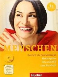 Menschen B1 Medienpaket (CDs und DVD zum Kursbuch) / Медіа пакет