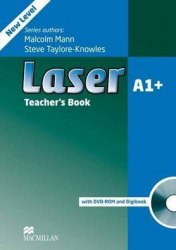 Laser A1+ (3rd Edition) Teacher's Book / DVD-ROM / Digibook Pack / Підручник для вчителя