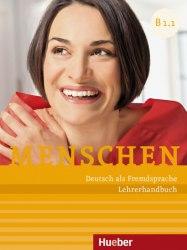 Menschen B1.1 Lehrerhandbuch / Підручник для вчителя