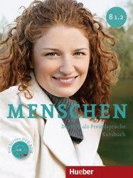 Menschen B1.2 Kursbuch mit DVD-ROM / Підручник для учня