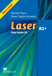 Laser A1+ (3rd Edition) Class Audio CD / Аудіо диск